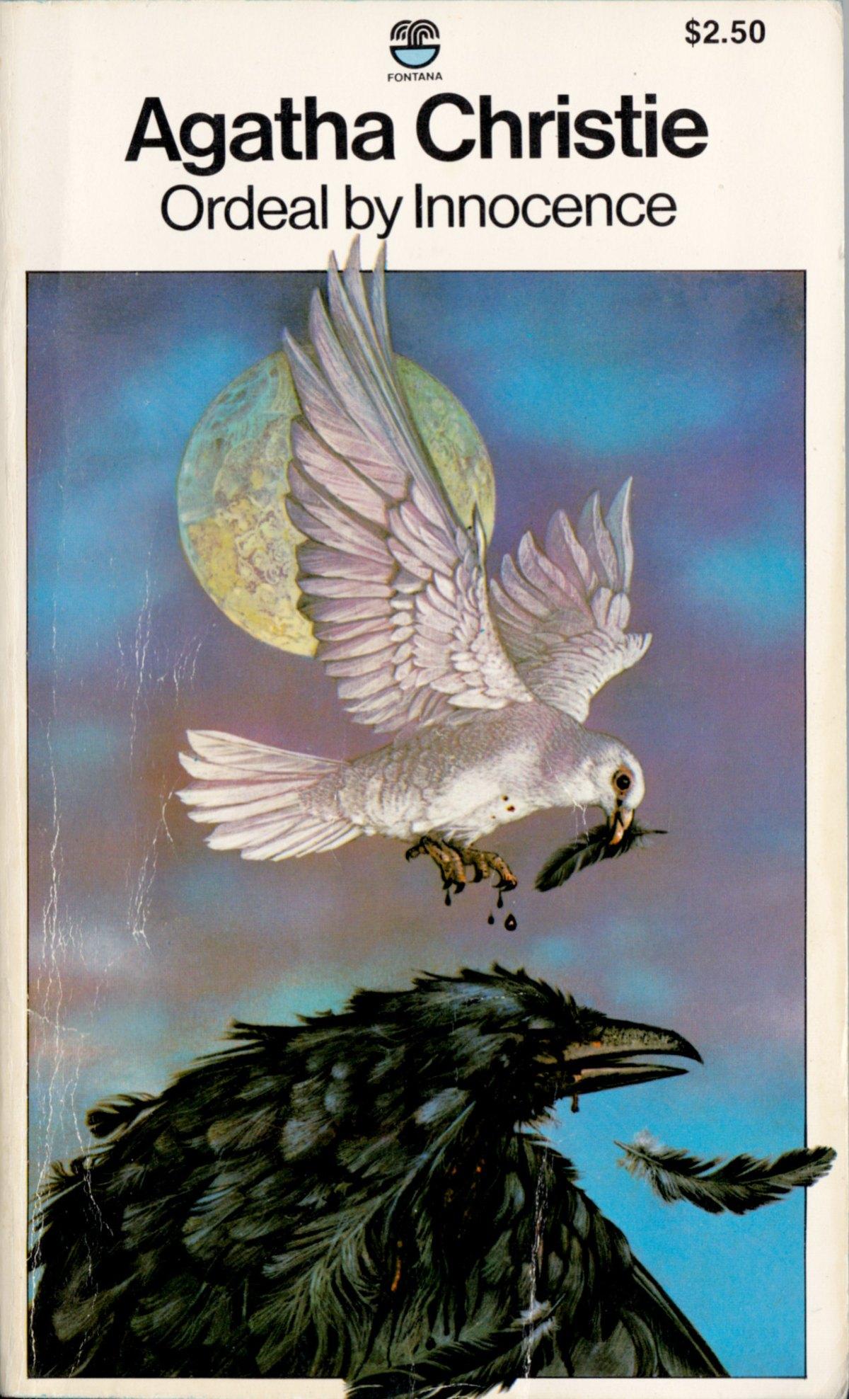 Agatha Christie Tom Adams Ordeal by Innocence Fontana 1980