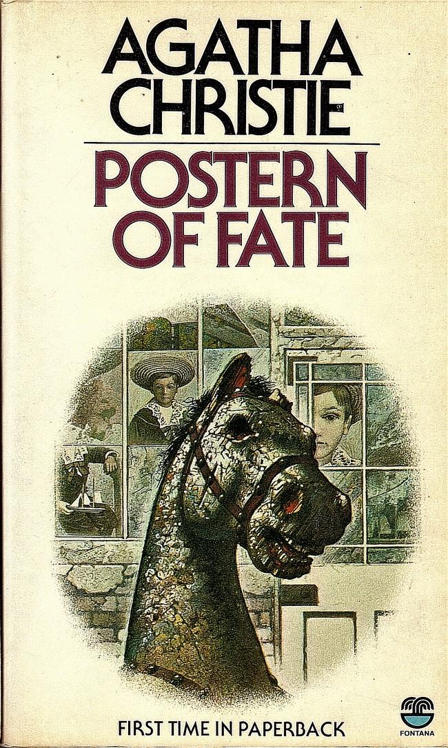Agatha Christie Tom Adams Postern of Fate Alt Fontana