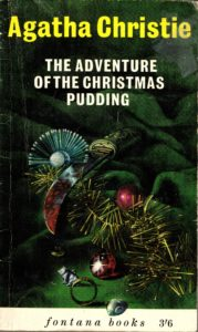 Agatha Christie Tom Adams The Adventures of the Christmas Pudding 2 Fontana