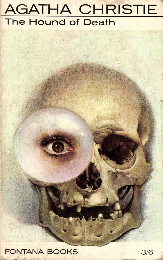 Agatha Christie Tom Adams The Hound of Death Fontana