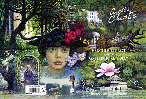 agatha christie greenshaw folly tom adams cover