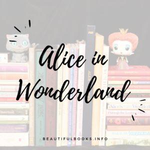 alice in wonderland series square logo