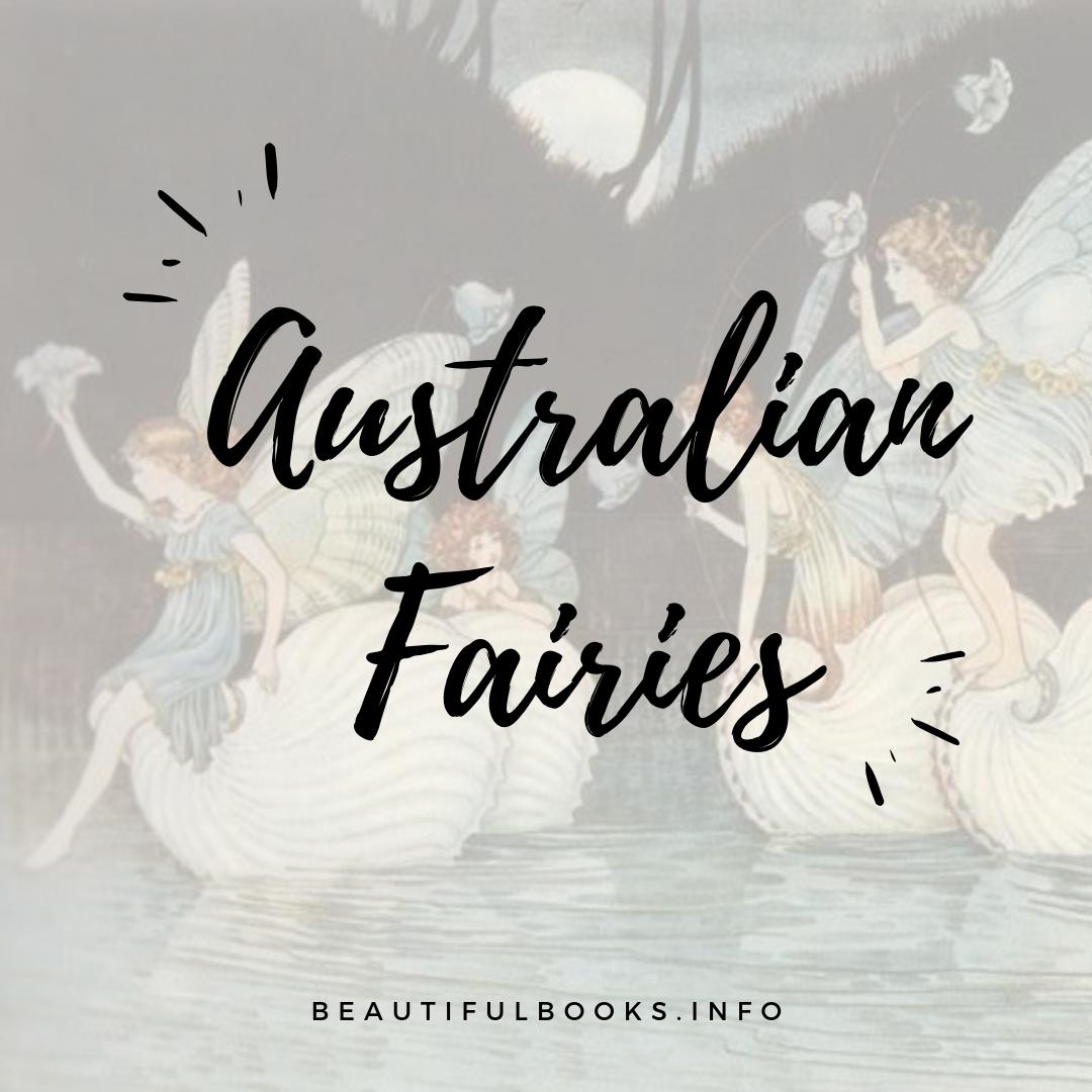 australian fairies children square logo