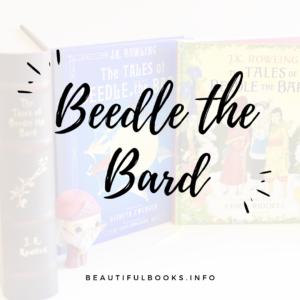 beedle the bard children square logo