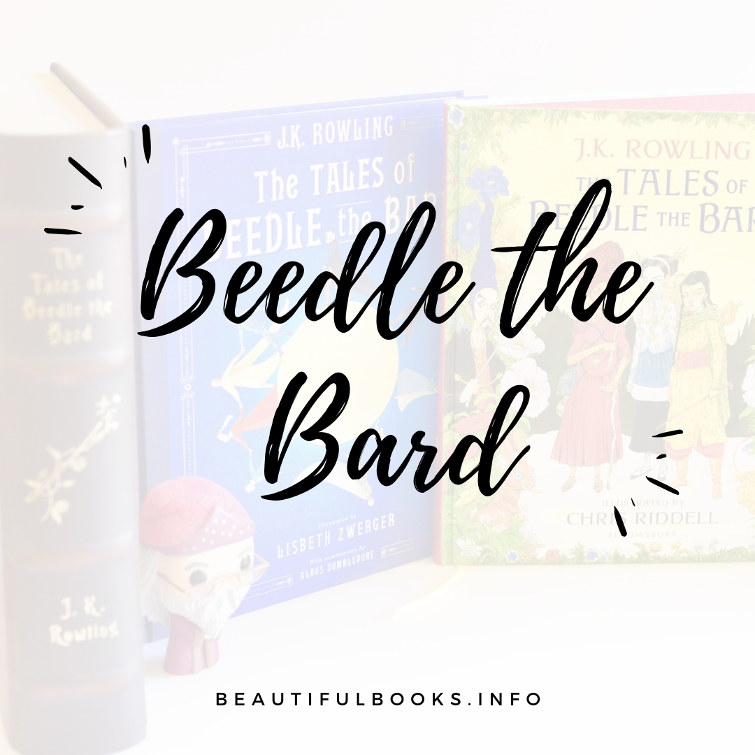 beedle the bard children square logo