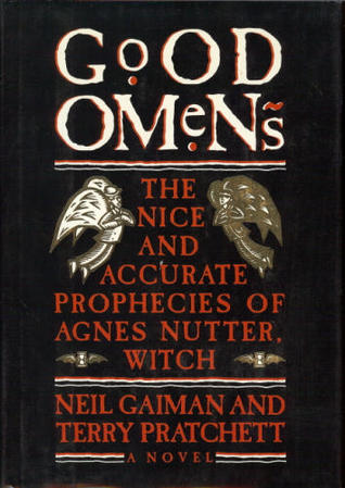 good omens 1st american ed
