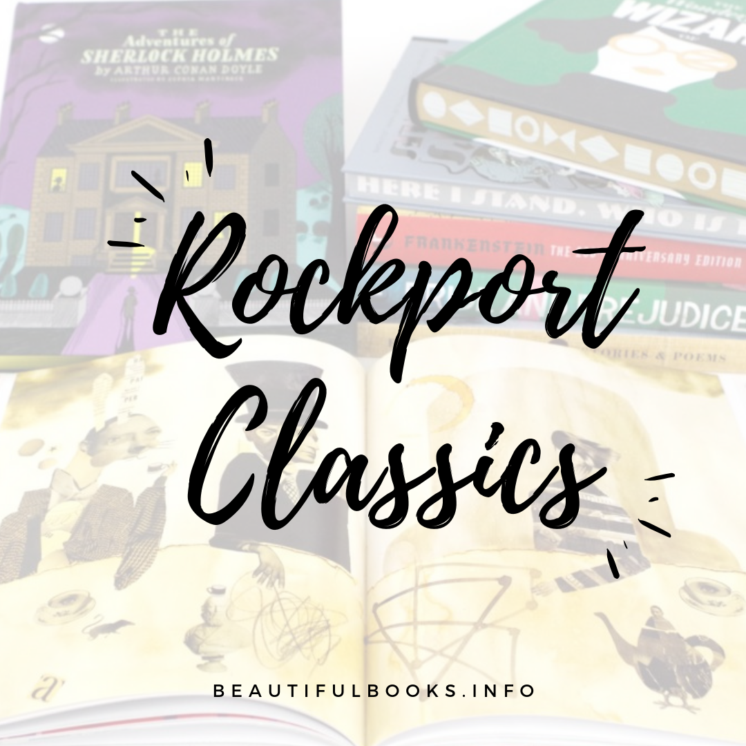 rockport illustrated classics series ssquare logo