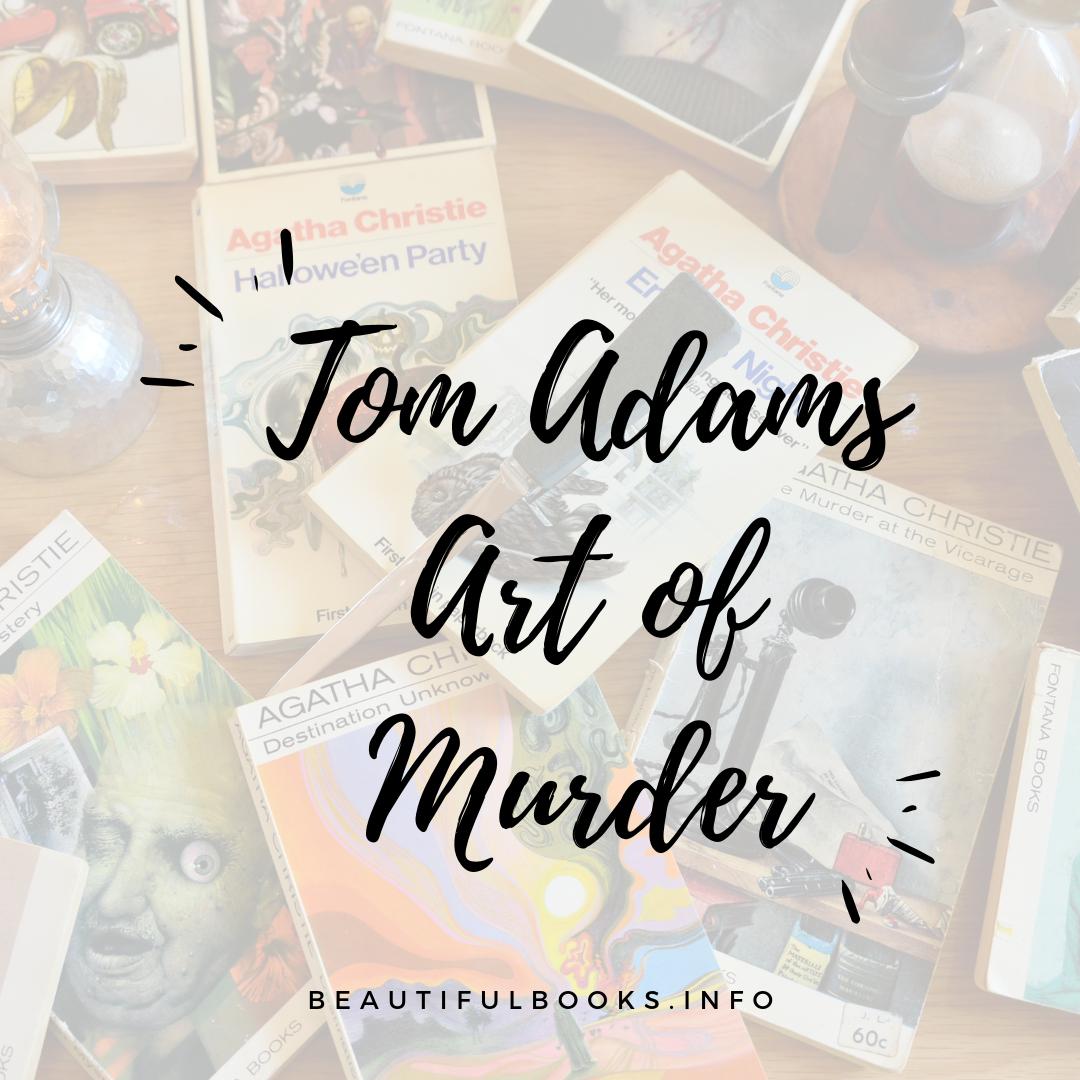 tom adams art of murder artist square logo