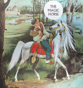 GJT Finding Out 7 10 Cover Art The Magic Horse