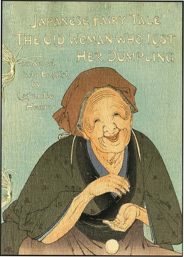 Lafcadio Old Woman Dumpling cover