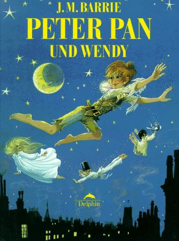 Anne Grahame Johnstone Peter Pan und Wendy 1990