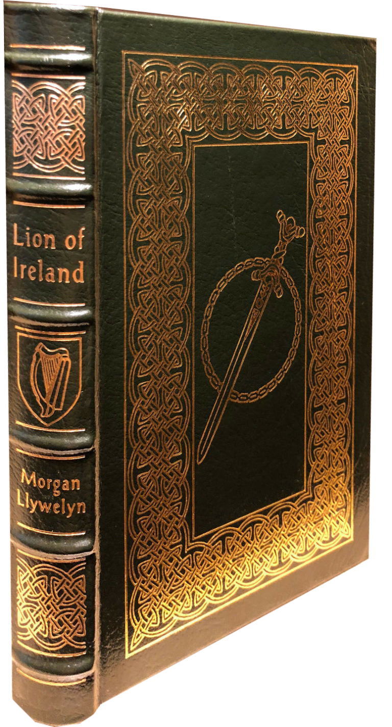 EPF Llywelyn Morgan Lion of Ireland standing