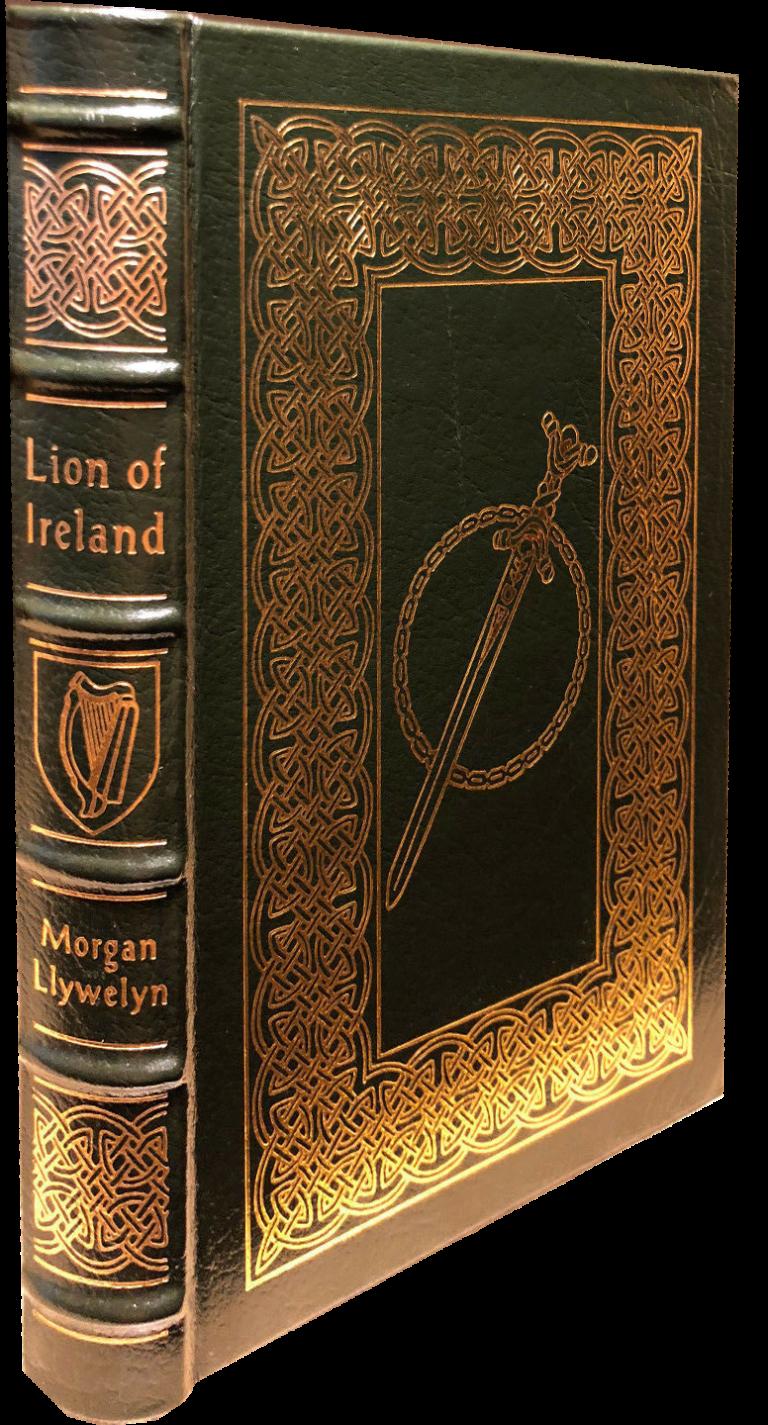 EPF Llywelyn Morgan Lion of Ireland standing