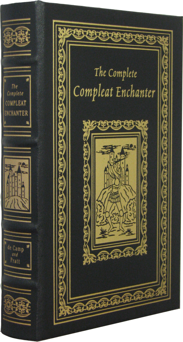 EPF de Camp and Pratt The Complete Compleat Enchanter Standing