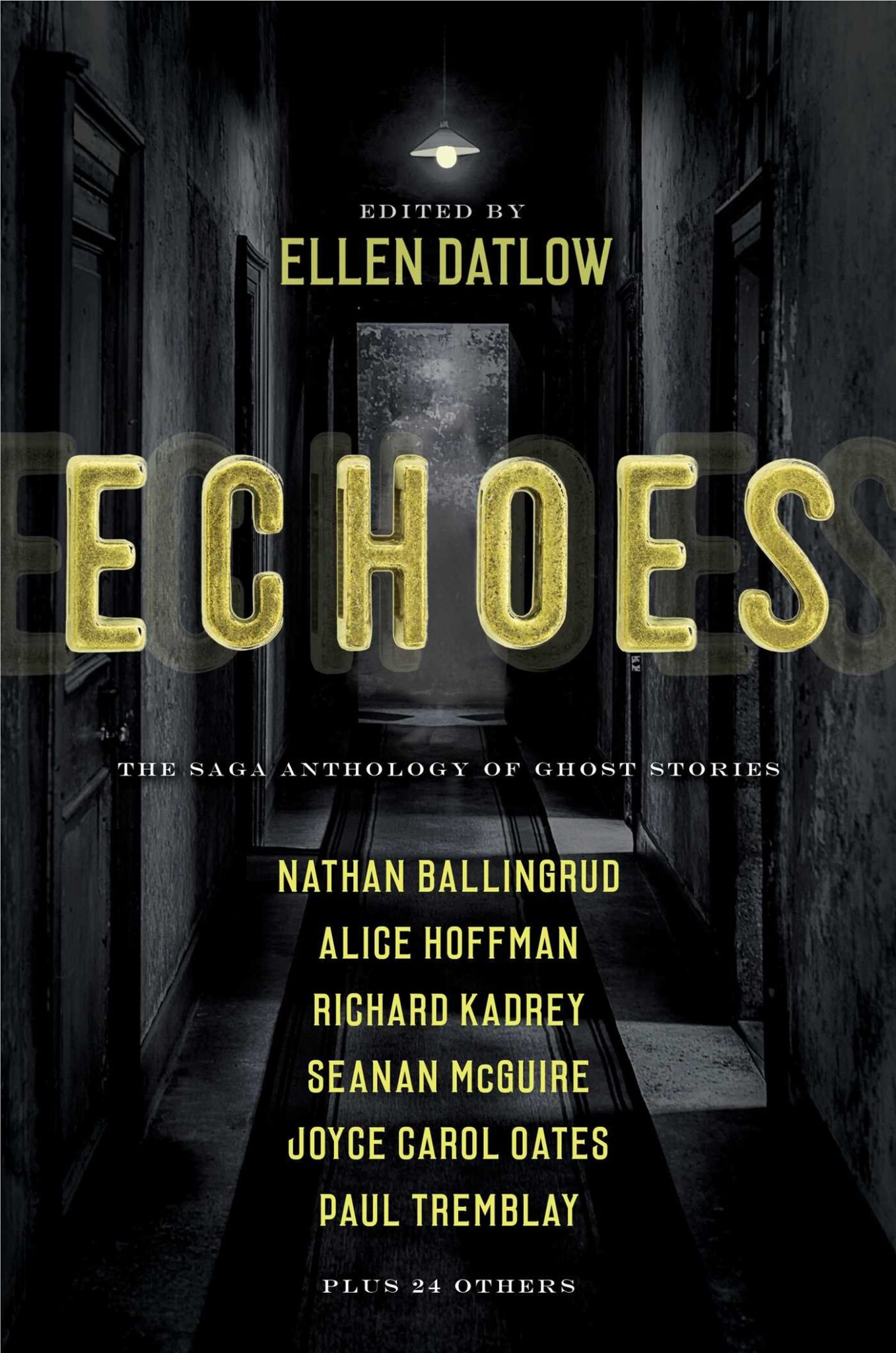 Ellen Datlow Echoes cover 1