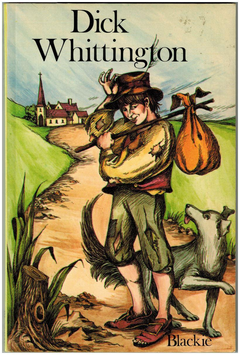 GJT Dick Whittington Alternate Cover