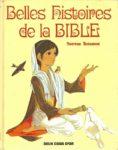 GJT French Belles histoires de la bible nouveau testament 1974 gift book of bible stories