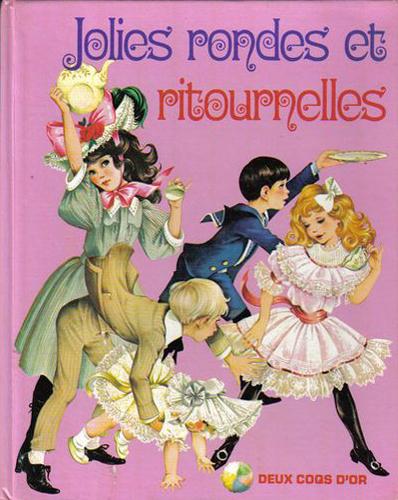 GJT French Jolies rondes et ritournelles 1983