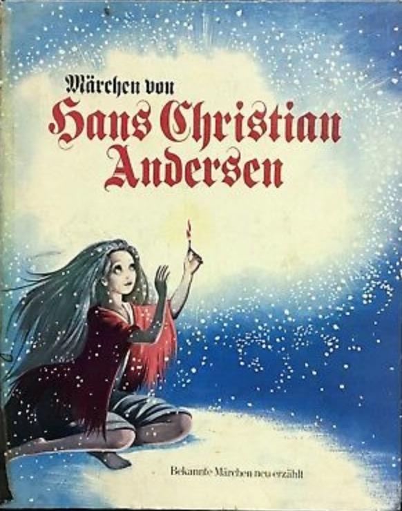 Janet and Anne Grahame Johnstone Marchen von Hans Christian Andersen