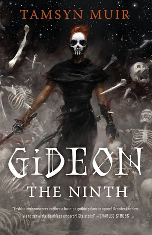 Tamsyn Muir Gideon the Ninth