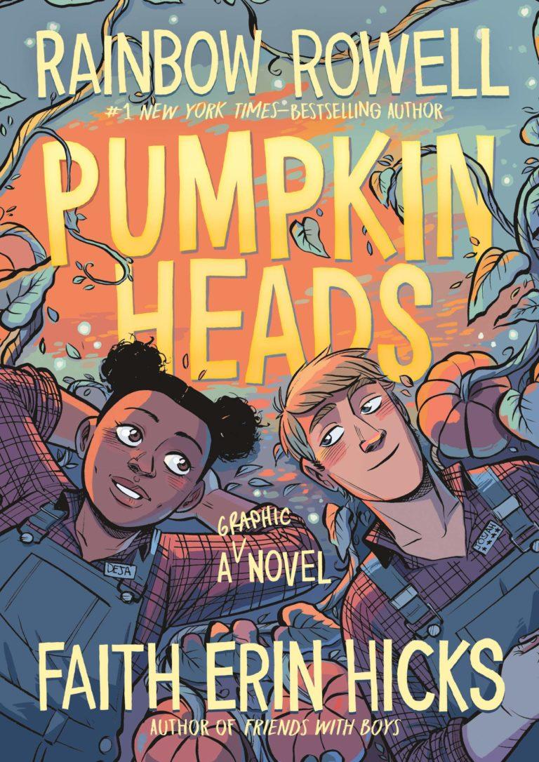 pumkinheads graphic novel