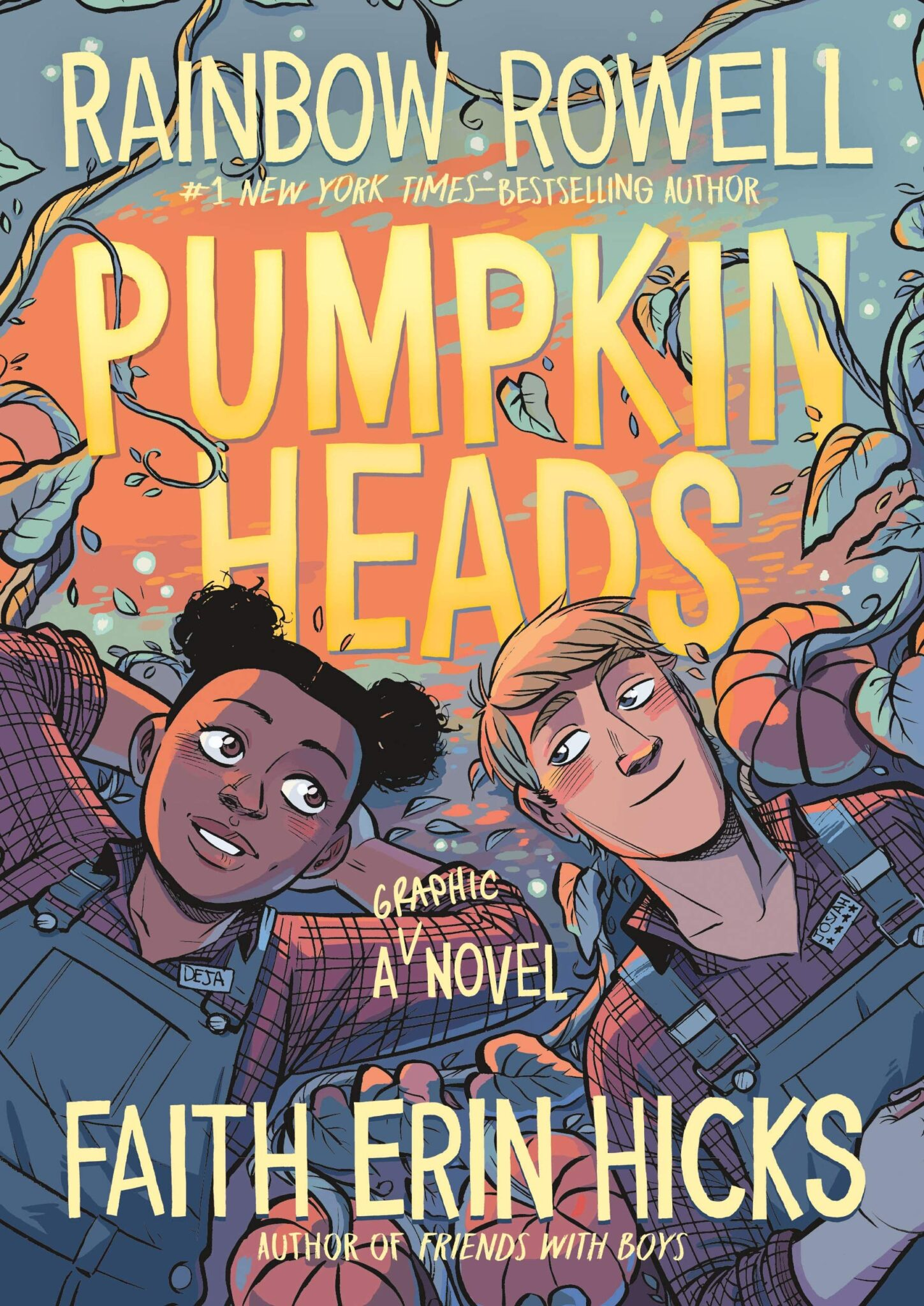 pumkinheads graphic novel