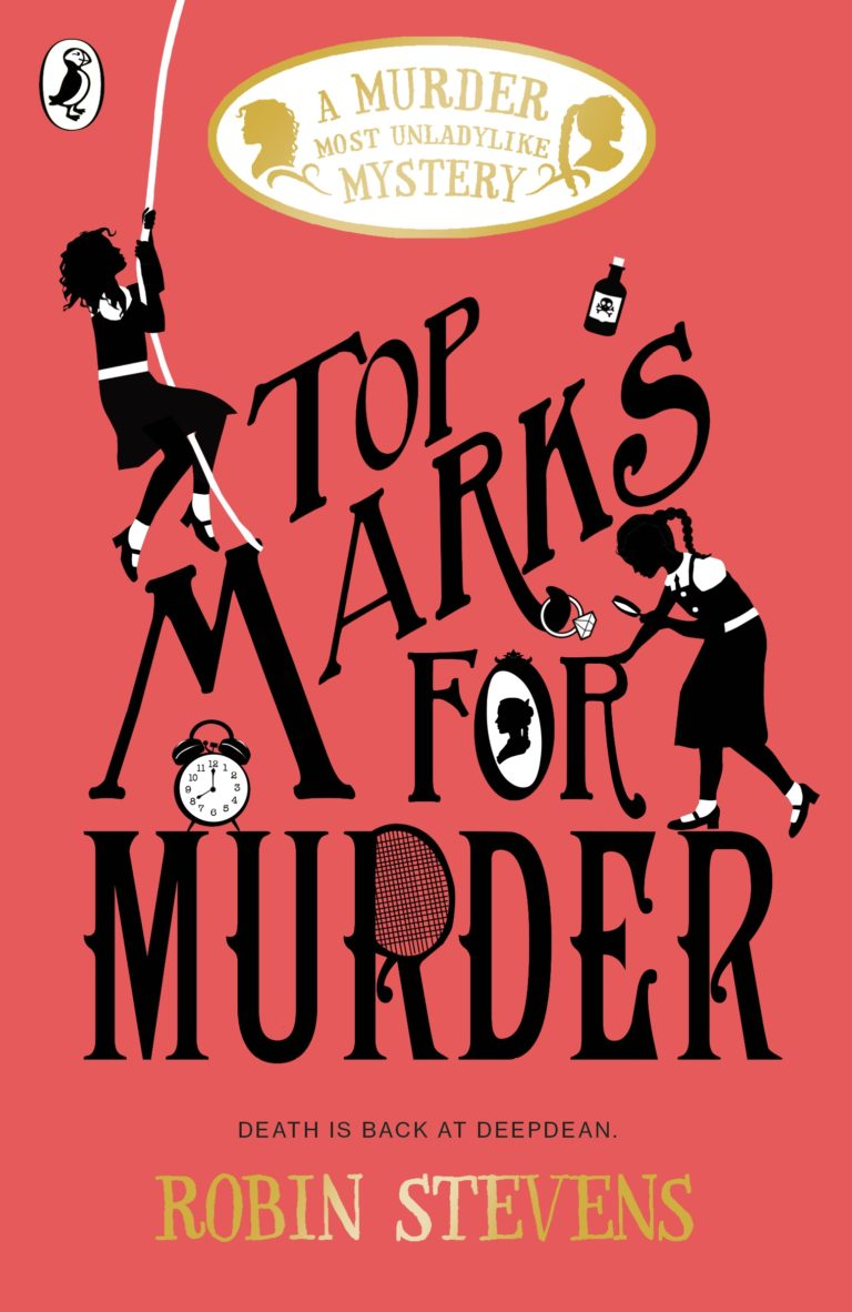 robin stevens top marks for murder