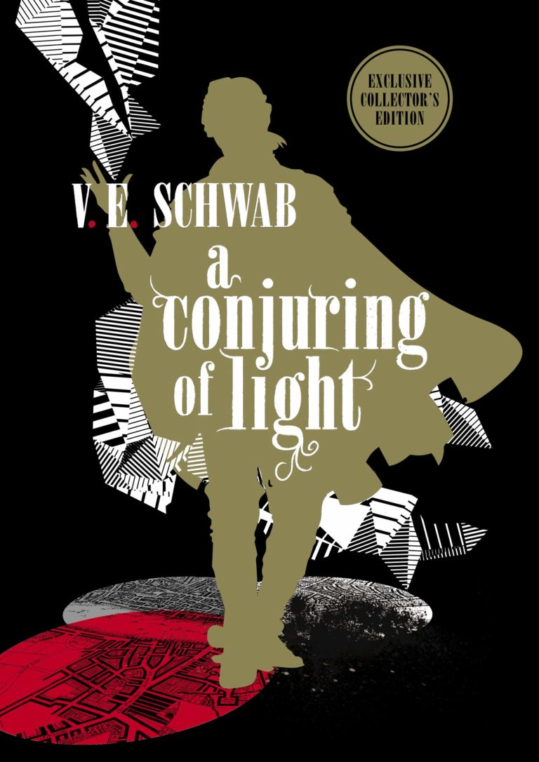 A Conjuring of Light Schwab Collectors Edition UK cover