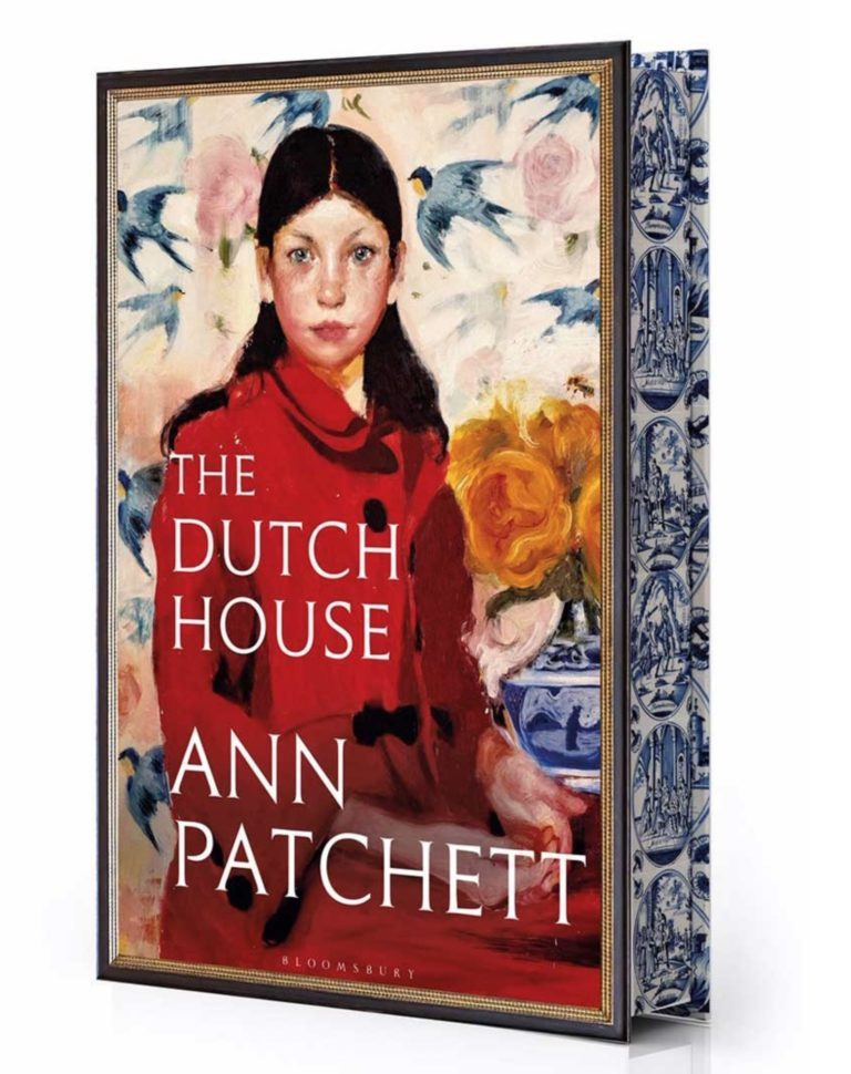 Dutch House Anne Patchett sprayed edges