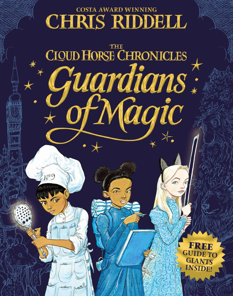 Guardians of Magic Riddell cover