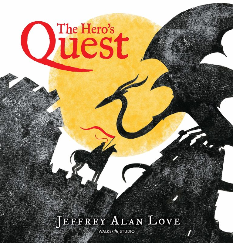 Heros Quest Jeffrey Love cover