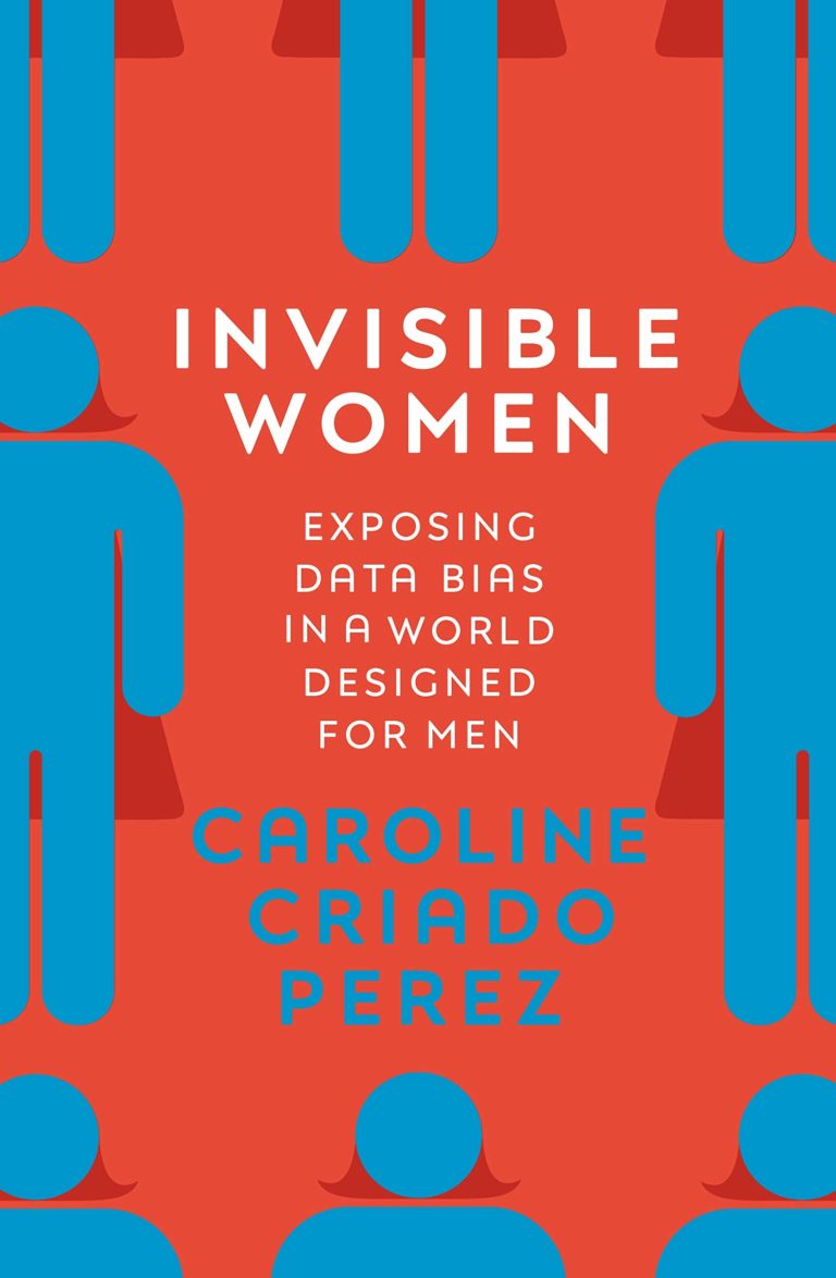 Invisible Women caroline criado perez uk cover