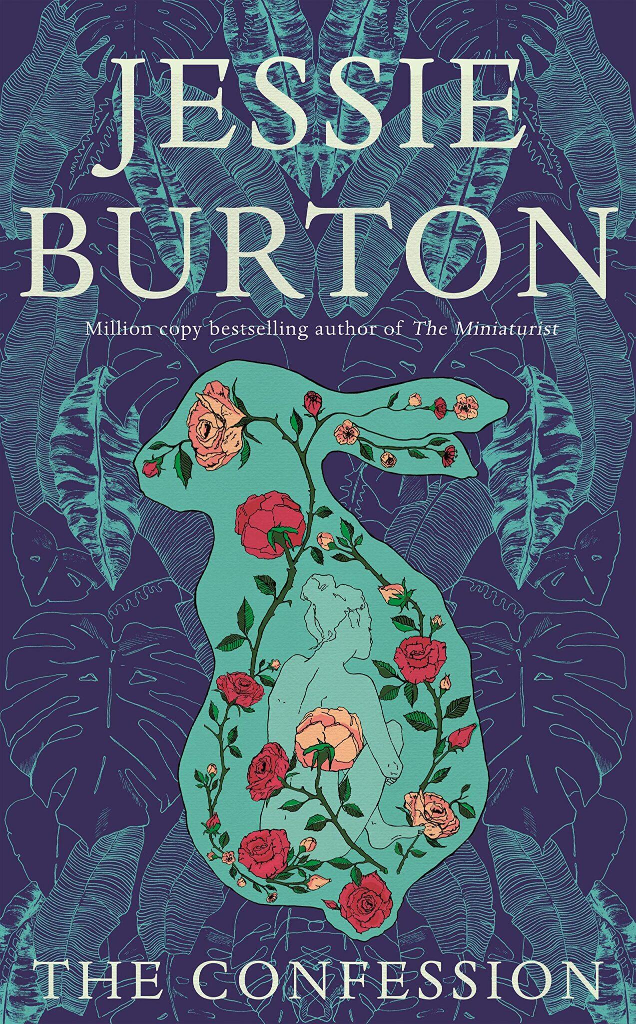Jessie Burton The Confession cover
