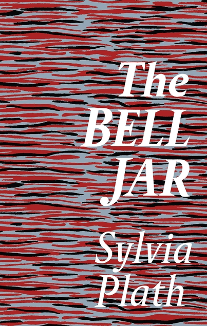 Liberty Bell Jar Sylvia Plath cover