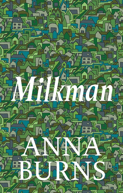 Liberty Milkman Anna Burns cover