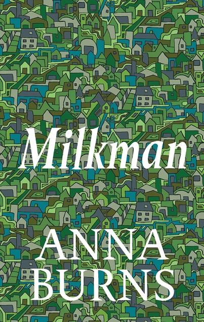 Liberty Milkman Anna Burns cover