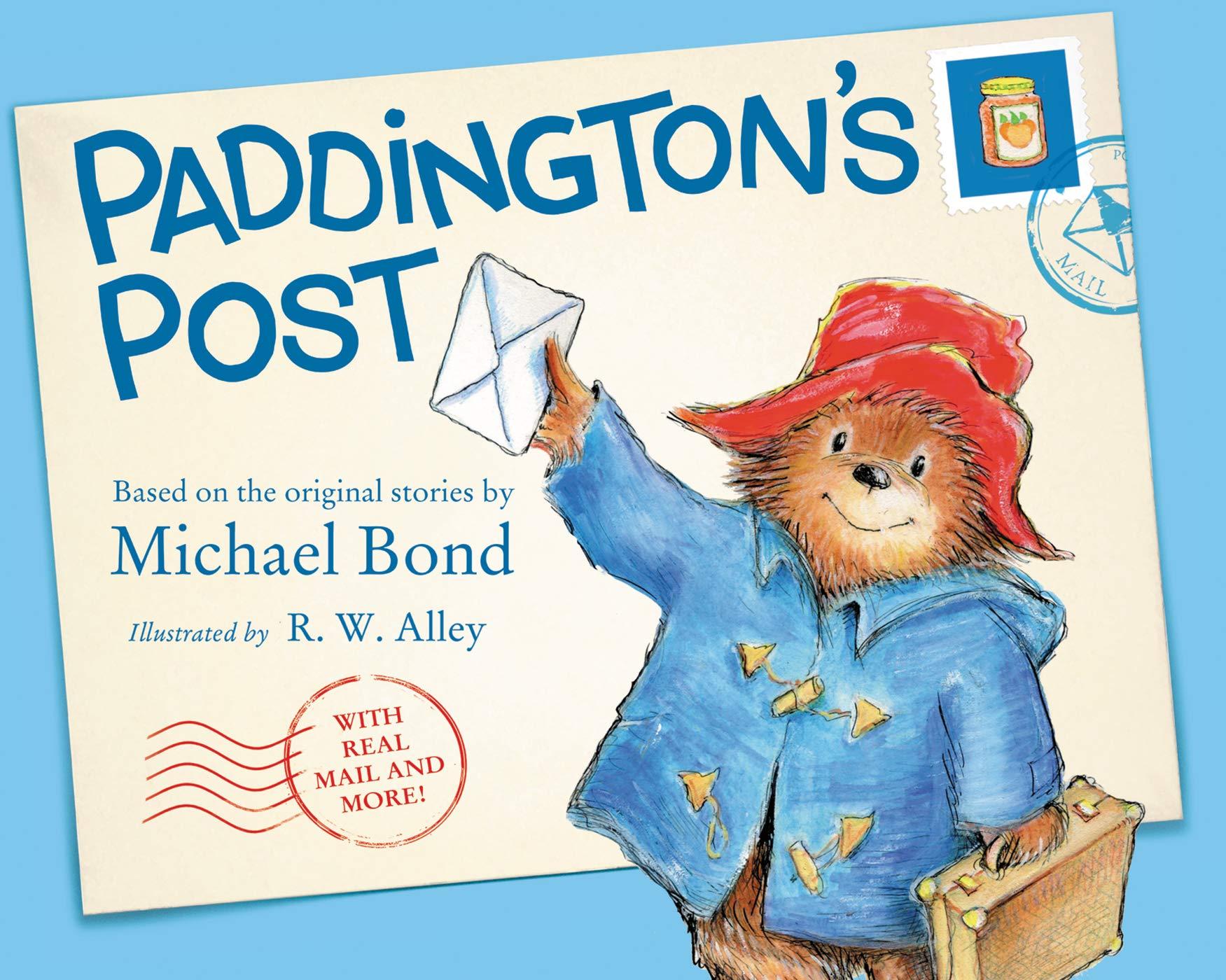 Paddingtons Post cover