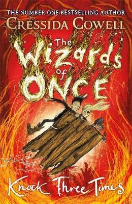 knock three times wizards of once cressida cowell