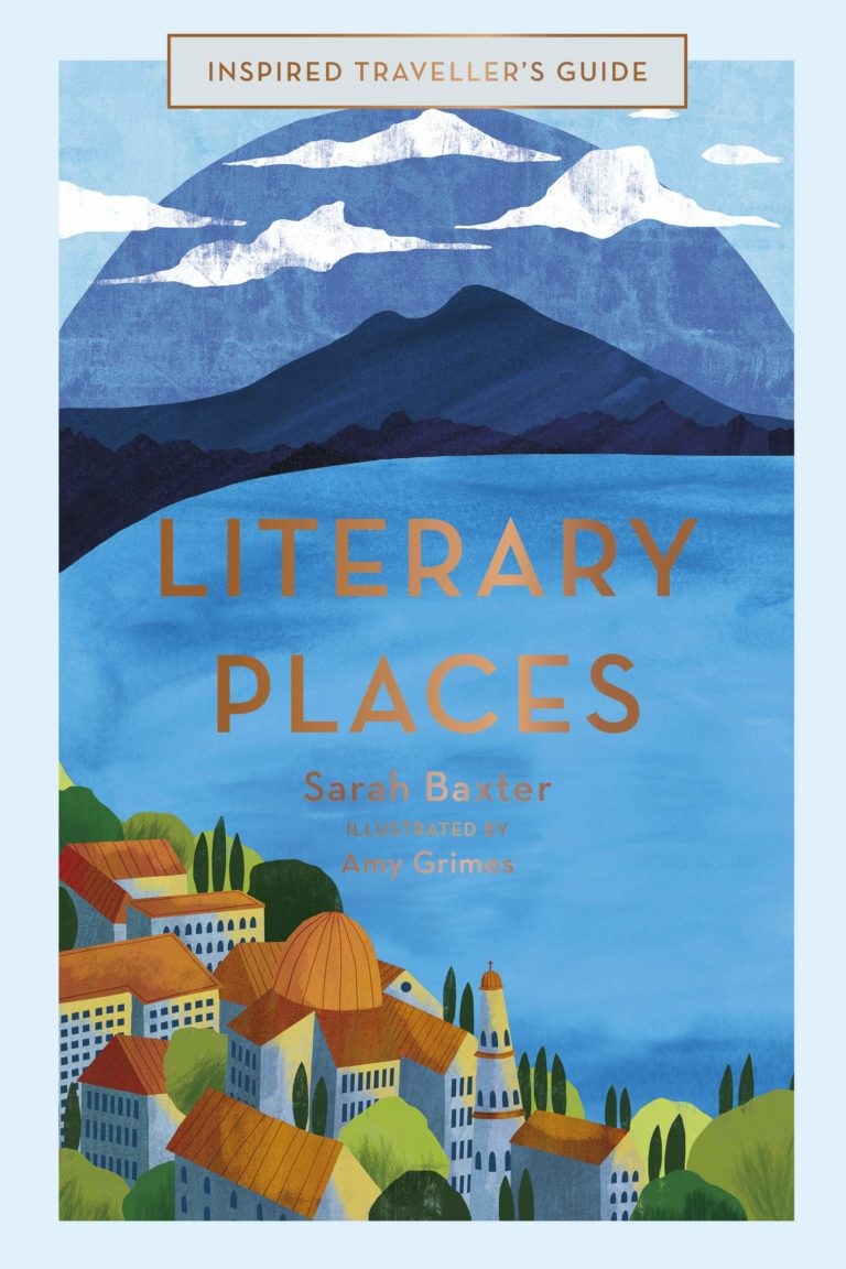 literary places sarah baxter cover
