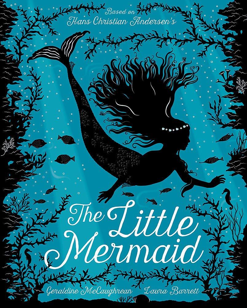 little mermaid mccaughrean barret cover