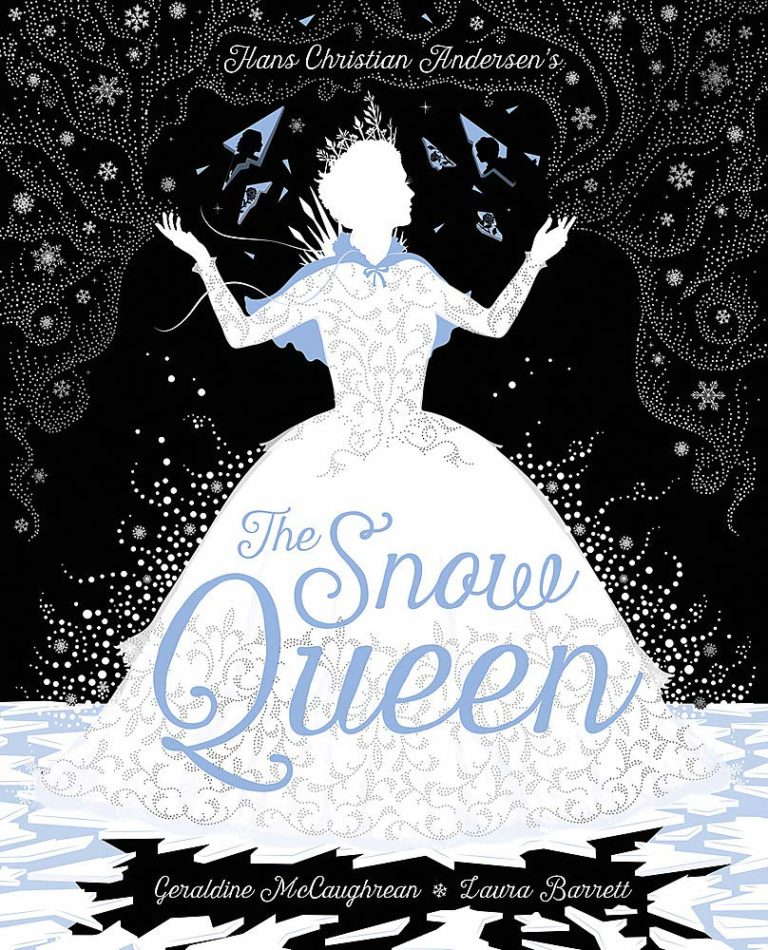 snow queen mccaughrean barret cover