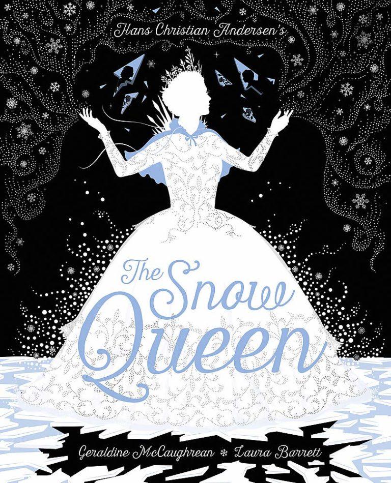 snow queen mccaughrean barret cover
