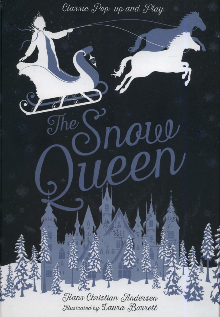 snow queen mccaughrean barret popup cover