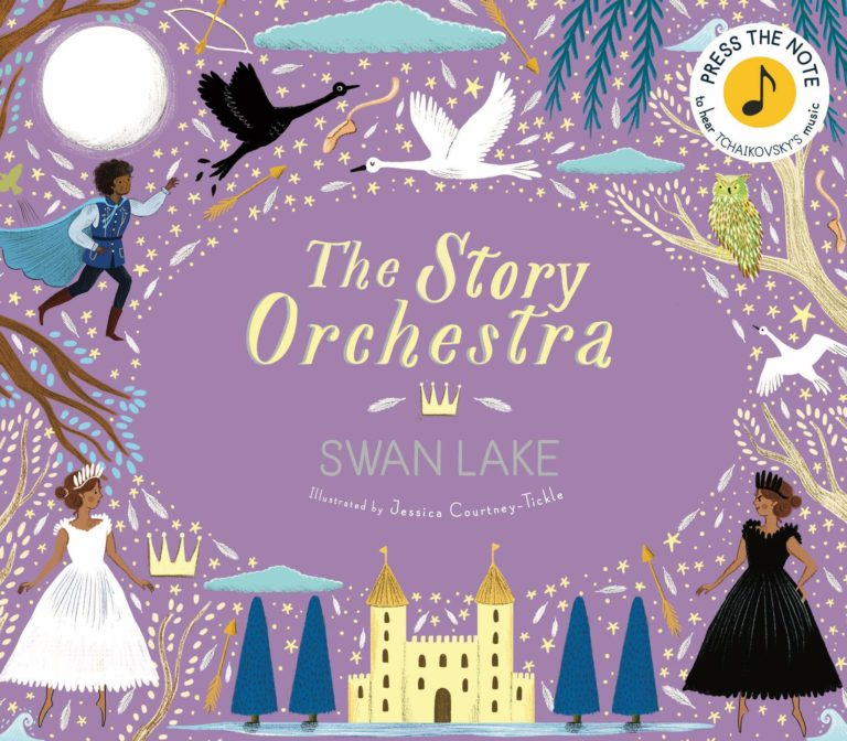 story orchestra swan lake cover