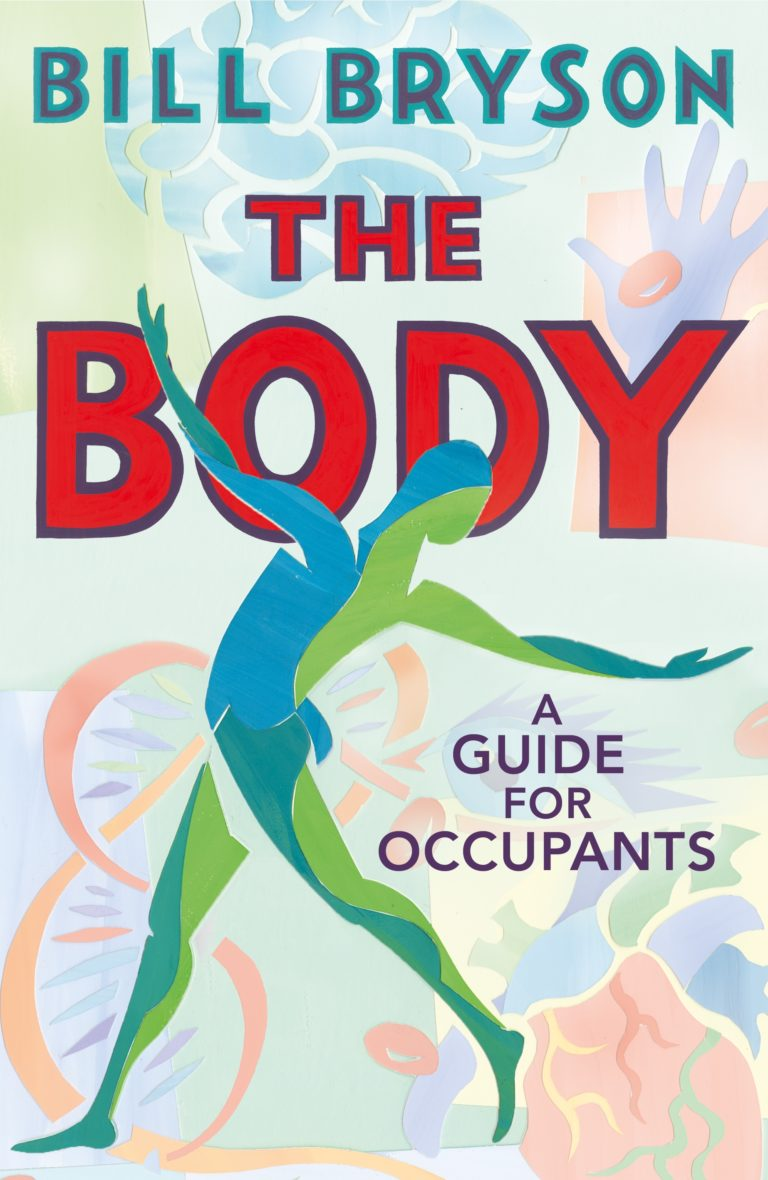 the body bill bryson uk cover