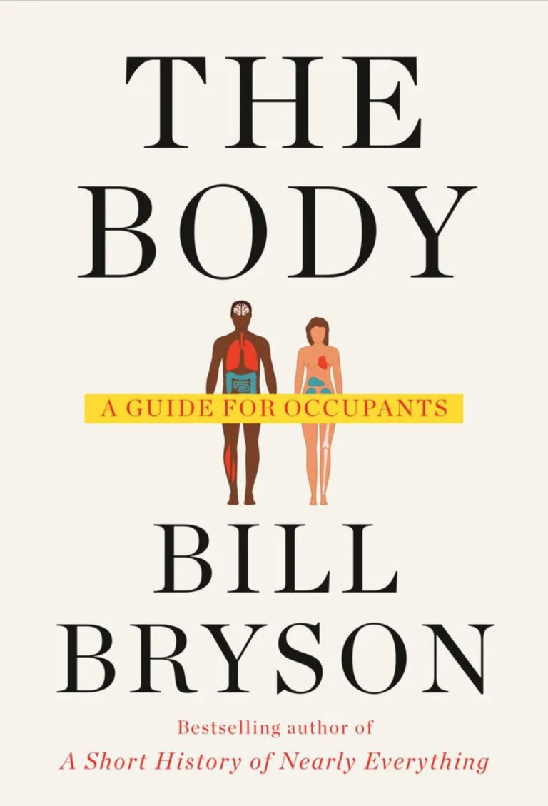 the body bill bryson us cover