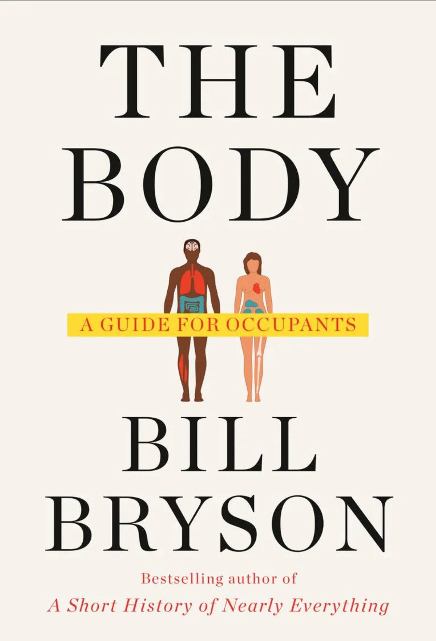 the body bill bryson us cover