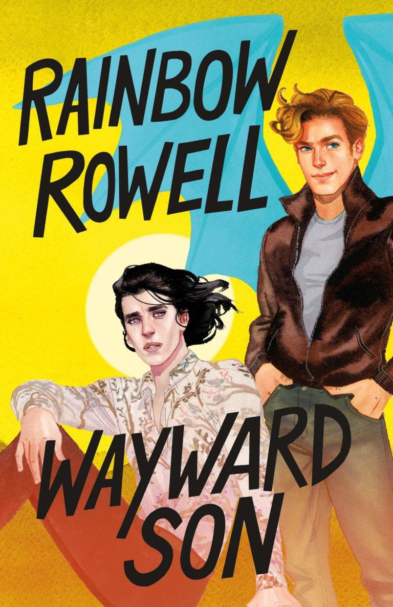 wayward son rainbow rowell us cover