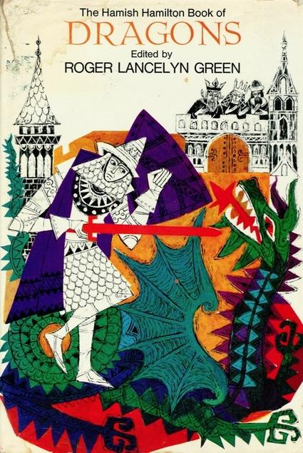 Hamish Hamilton Book of Dragons Roger Lancelyn Green
