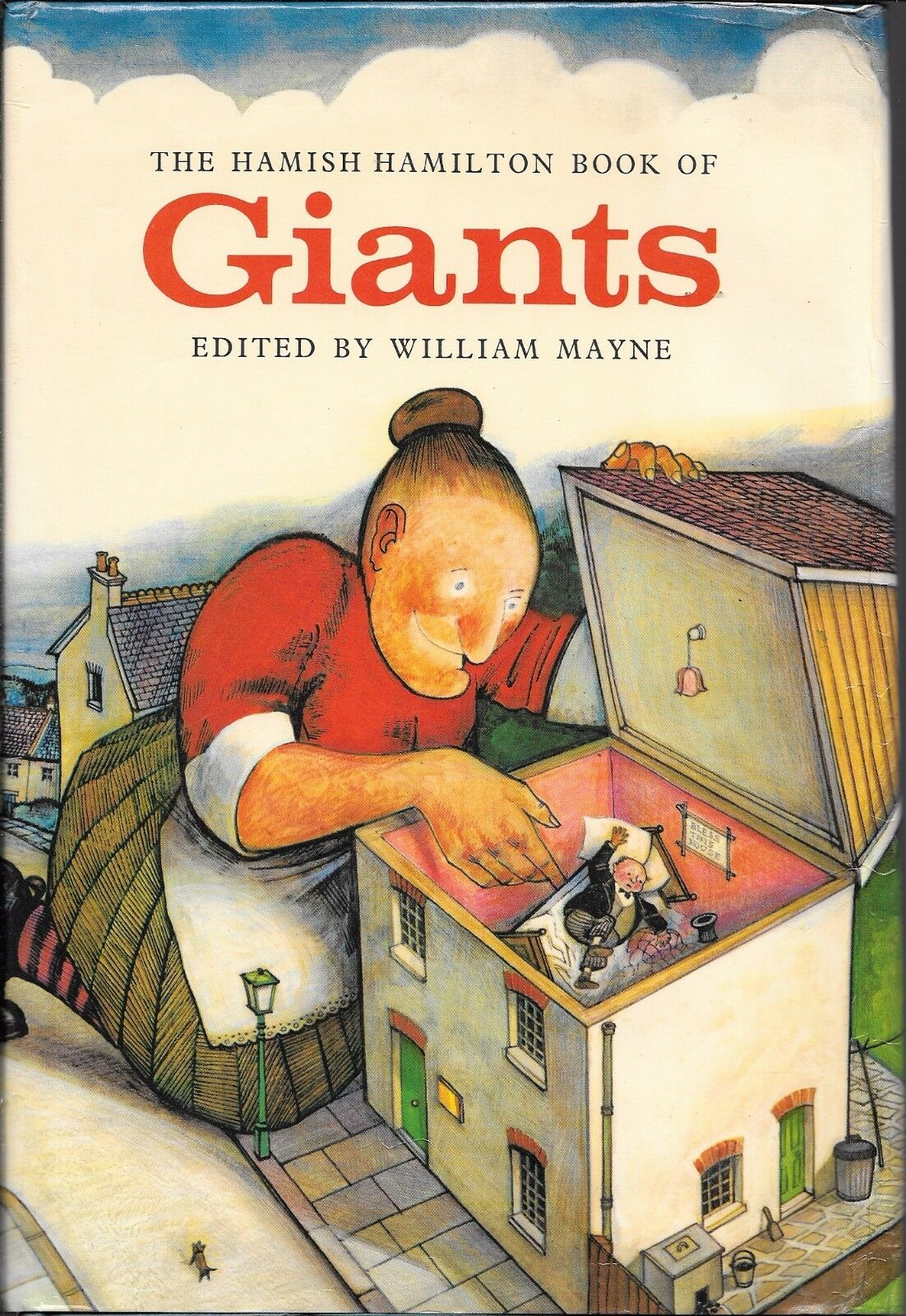 Hamish Hamilton Book of Giants William Mayne